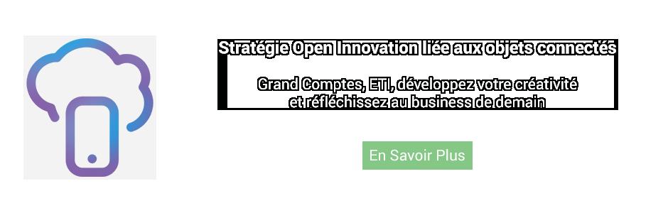 Stratégie Open Innovation