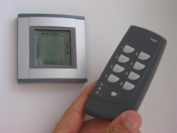 Qu est ce qu une alarme domotique for Alarme domotique maison