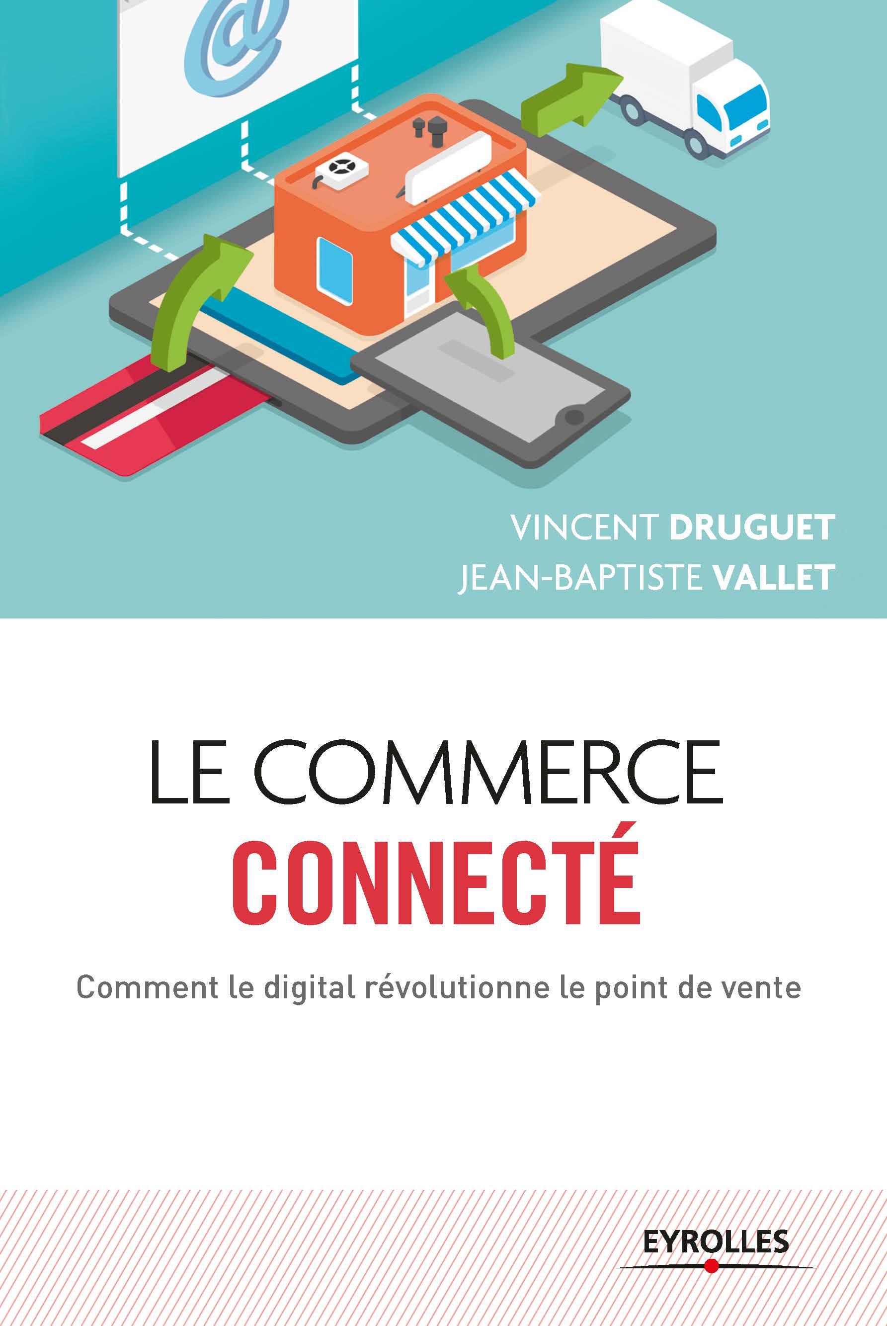 Commerce Connecté aux editions Eyrolles
