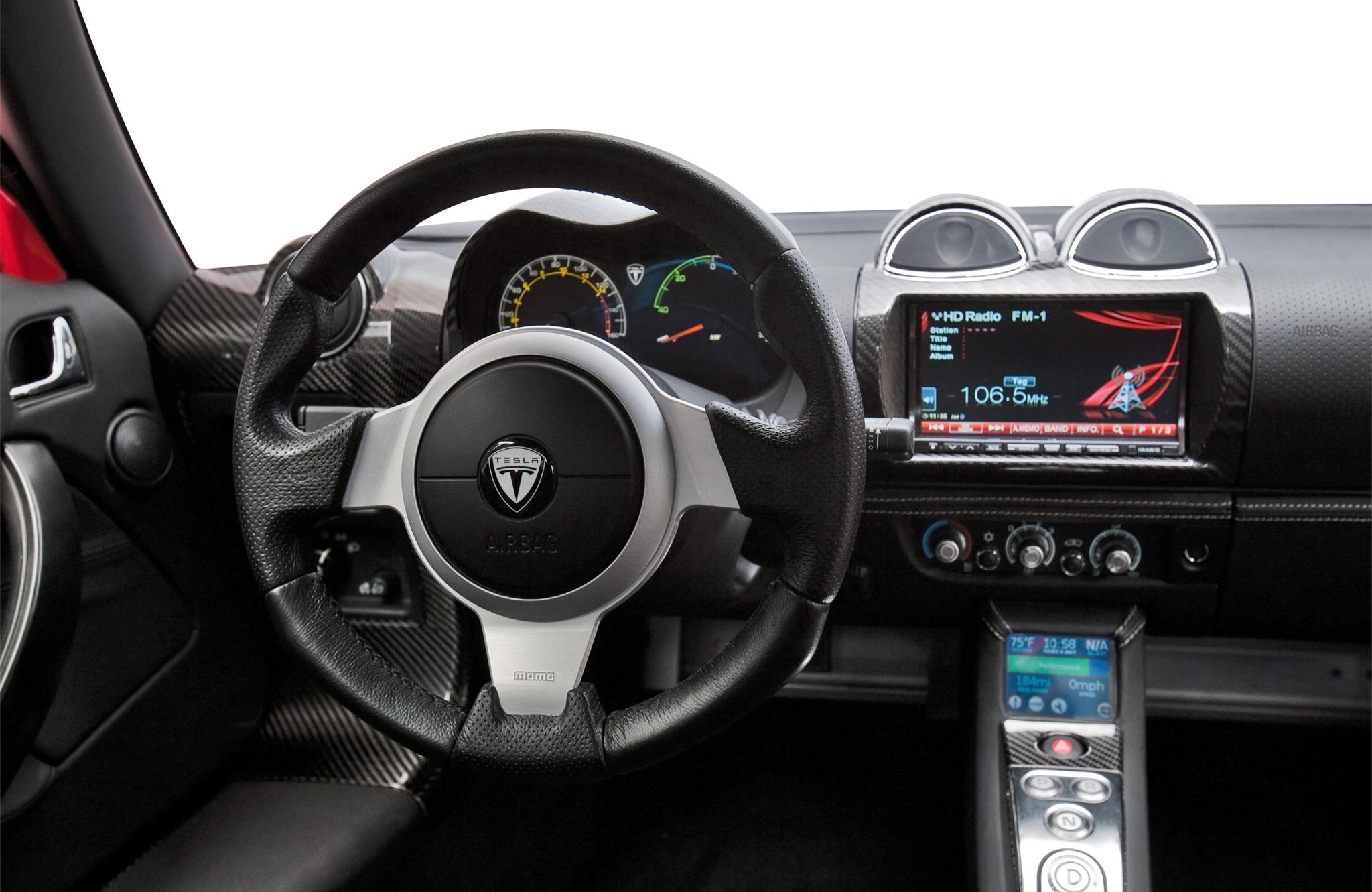 La voiture autonome un robot en attente d une for Interieur d une voiture
