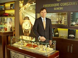 Peter STAS, CEO de Frédérique Constant
