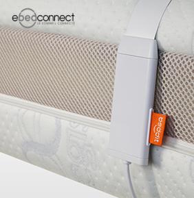 La ceinture connectée Ebed Connect.