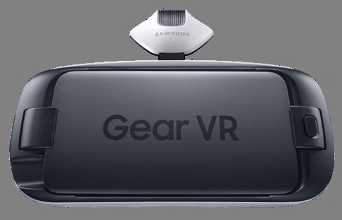 Le Samsung Gear VR pour Galaxy S6 et S6 edge
