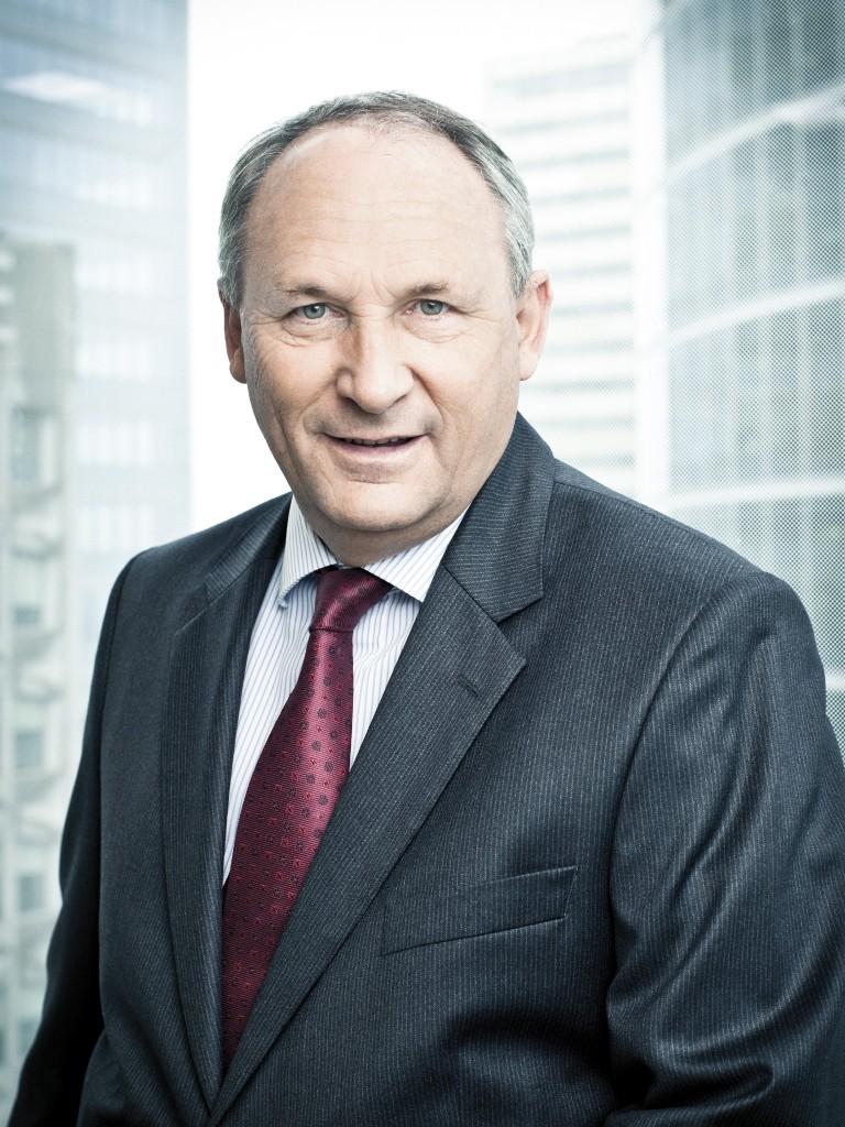 Philippe Monboulou, président du directoire d'ERDF